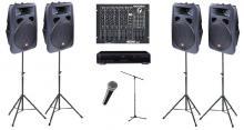 Quiz, Quizgeluidset, JBL, Compacte geluidset