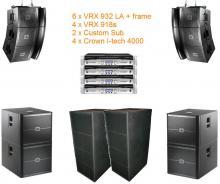 VRX set 3 12000W