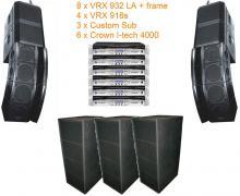 VRX set 4 15000W
