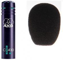 AKG C430 Drum Kit